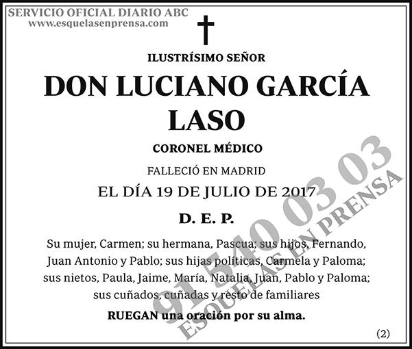 Luciano García Laso